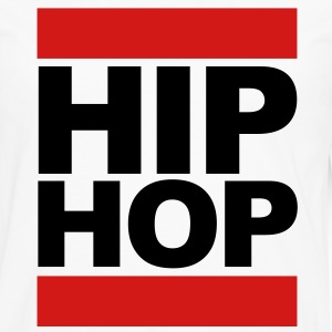 Hip Hop Block T-Shirts - Men's Premium Long Sleeve T-Shirt