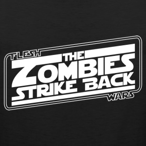 Zombies Strike Back - Men's Premium Tank