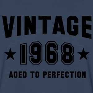VINTAGE 1968 - Birthday T-Shirt WN - Men's Premium Long Sleeve T-Shirt