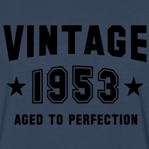 VINTAGE 1953 - Birthday T-Shirt WN - Men's Premium Long Sleeve T-Shirt