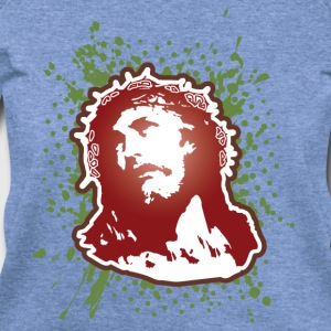 Jesus T-shirt - Women's Wideneck Sweatshirt