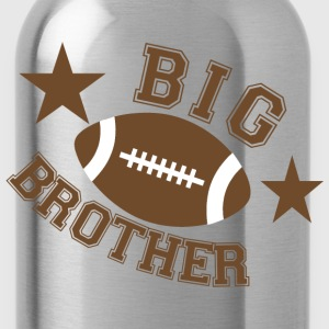 Big Brother Football Shirts - Water Bottle