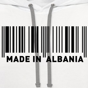 Made in Albania - Contrast Hoodie