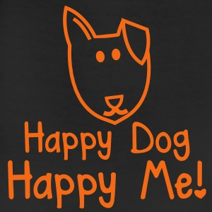HAPPY DOG- HAPPY ME! with smiling puppy dog face T-Shirts - Leggings