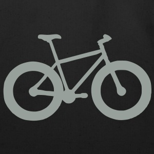 Fatbike Bicycle T-shirt - Eco-Friendly Cotton Tote