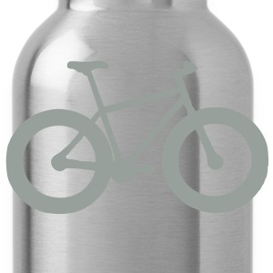 Fatbike Bicycle T-shirt - Water Bottle