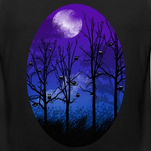 OWL MOON T-Shirts - Men's Premium Tank