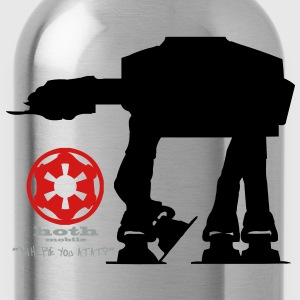 Hoth Mobile ATAT T-Shirts - Water Bottle