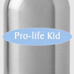 Pro-life Kid - Water Bottle