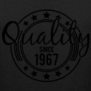 Birthday - Quality since 1967 T-Shirts - Men's Premium Tank