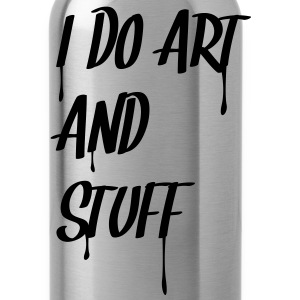 i_do_art_and_stuff T-Shirts - Water Bottle