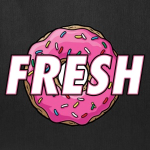 Fresh Donut Tee - Tote Bag