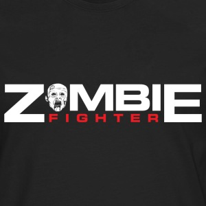 Zombie Fighter - Men's Premium Long Sleeve T-Shirt