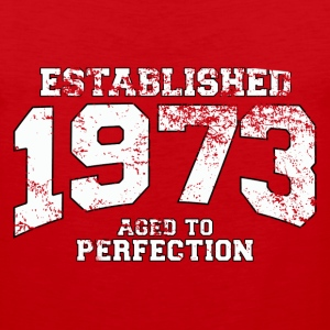 established_1973 T-Shirts - Men's Premium Tank