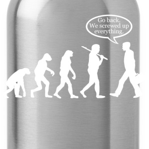 *Funny* Evolution FAIL! - Water Bottle