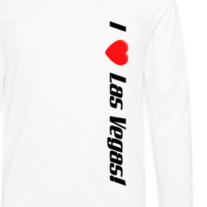 Las Vegas Sidelines - Men's Premium Long Sleeve T-Shirt