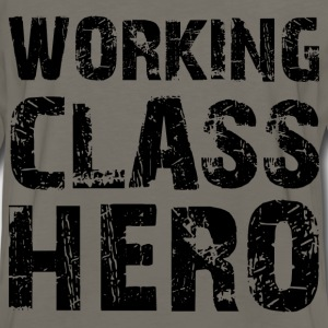 Working Class Hero - Men's Premium Long Sleeve T-Shirt
