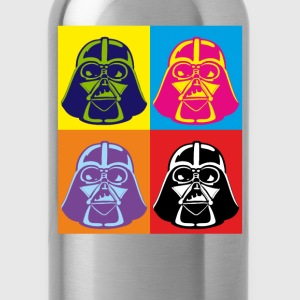 Darth Vader - Pop Art - Water Bottle