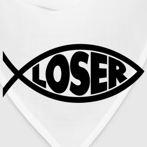 Loser Jesus Heavyweight T-Shirt - Bandana