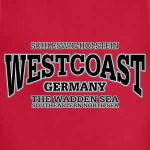 Germany Westcoast (black) - Adjustable Apron