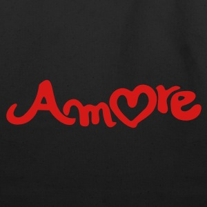 amore T-Shirts - Eco-Friendly Cotton Tote
