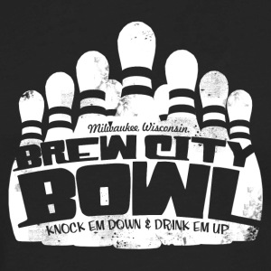 BREW CITY BOWL T-Shirts - Men's Premium Long Sleeve T-Shirt