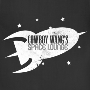 COWBOY WANG'S SPACE LOUNGE T-Shirts - Adjustable Apron