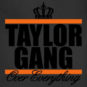 Taylor Gang Over Everything T-Shirts - stayflyclothing.com - Adjustable Apron