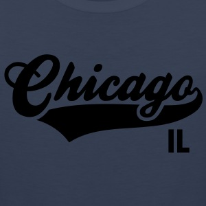 Chicago Illinois Shirt WN - Men's Premium Tank