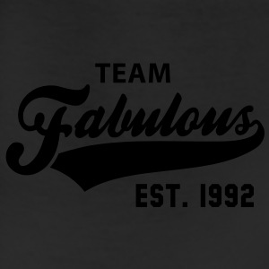 TEAM Fabulous Est. 1992 Birthday Shirt HN - Leggings