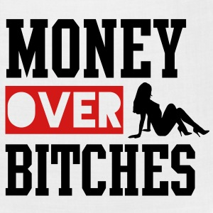 MONEY OVER BITCHES T-Shirts - Bandana