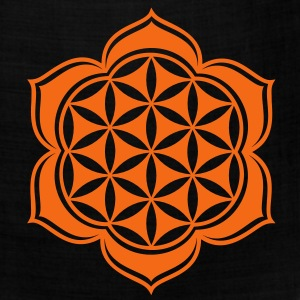 Flower of life, Lotus-Flower, vector 3, c, energy symbol, healing symbol T-Shirts - Bandana