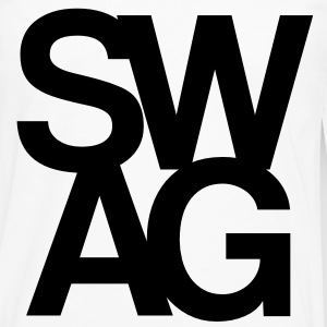 SWAG Men's T-Shirt - Men's Premium Long Sleeve T-Shirt