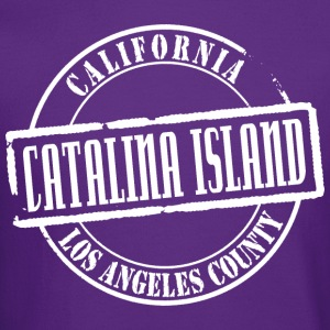 Catalina Island Title B Heavyweight T-Shirt - Crewneck Sweatshirt