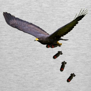 Black Hawk Bombing - Men's Premium Tank