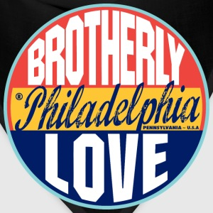 Philadelphia Vintage Label Heavyweight T-Shirt - Bandana