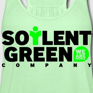 Soylent Green Co. - Women's Flowy Tank Top by Bella