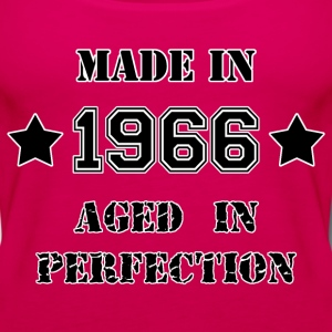 Made in 1966 T-Shirts - Women's Premium Tank Top