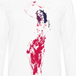 Bloody Devil xl - Men's Premium Long Sleeve T-Shirt