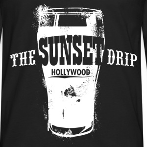 THE SUNSET DRIP Women's T-Shirts - Men's Premium Long Sleeve T-Shirt