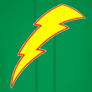 lightning bolt T-Shirts - Men's Hoodie