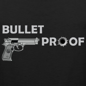 Bullet Proof T-Shirts - Men's Premium Tank