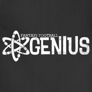 FANTASY FOOTBALL GENIUS T-Shirts - Adjustable Apron