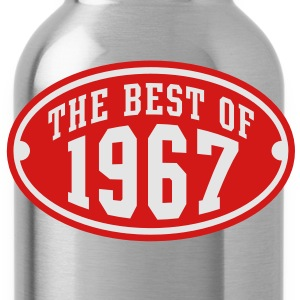 THE BEST OF 1967 2C Birthday Anniversary T-Shirt - Water Bottle