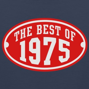 THE BEST OF 1975 2C Birthday Anniversary T-Shirt - Men's Premium Tank