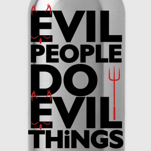 Evil People - Water Bottle