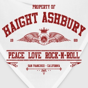 PROPERTY OF HAIGHT ASHBURY T-Shirts - Bandana