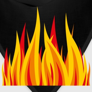 Fire inside t-shirt - Bandana