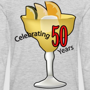 Celebrating 50 Years - Men's Premium Long Sleeve T-Shirt