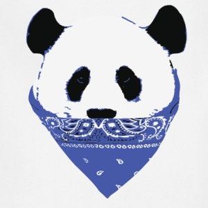 Pandana Panda Bear T-Shirts - Adjustable Apron